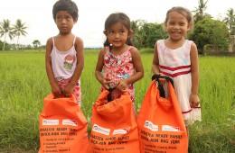 필리핀 태풍 하이옌 긴급구호 3주년