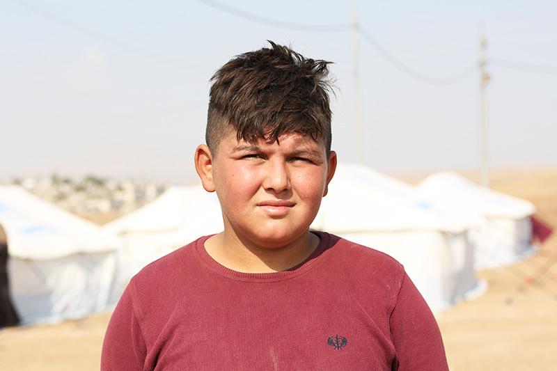 국내실향민에서 다시 난민이 된 디야르