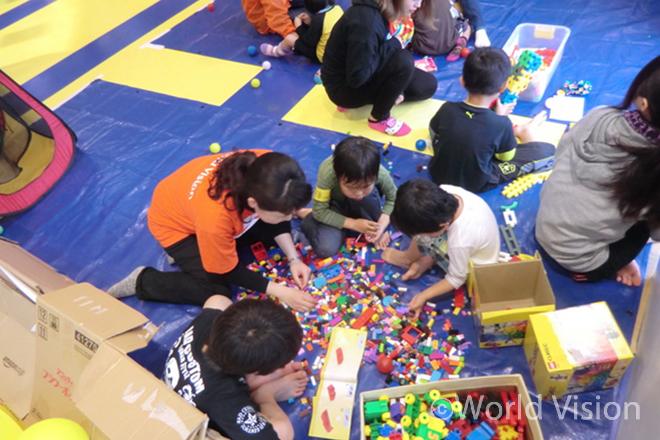 월드비전 아동심리지원센터(CFS)의 모습 (사진출처:월드비전)