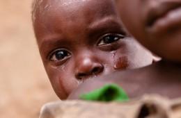 배고픈 남아프리카 아이들을 위한 기부 업(GIVE UP), 사랑 한 끼