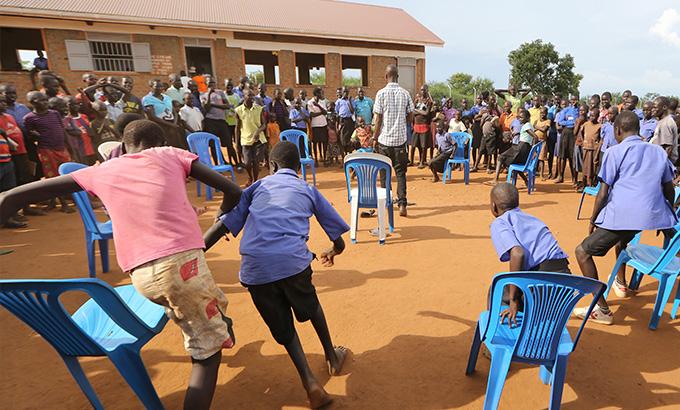 소년소녀병 2세 아동이 마을 정착 지원