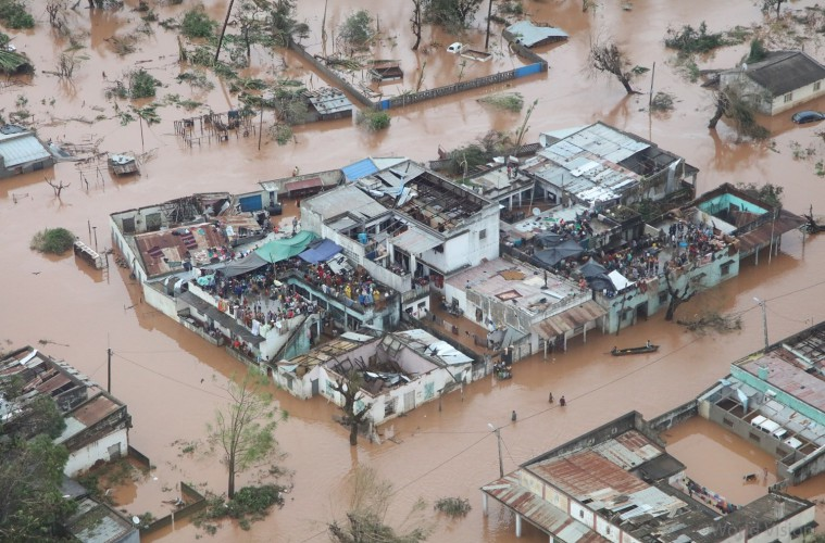 Sofala in the wake of Cyclone Idai