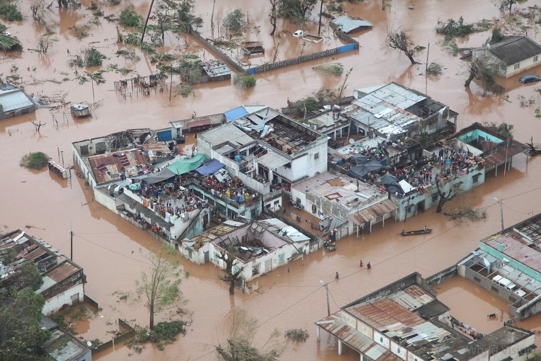 Sofala in the wake of Cyclone Idai