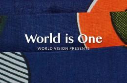 World is one. 당신의 선한 영향력으로 세계는 하나가 됩니다.