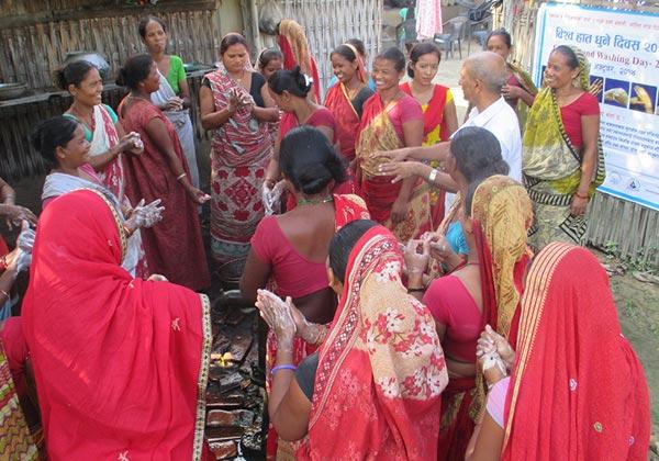 네팔 모랑 자립마을 – 식수위생자립