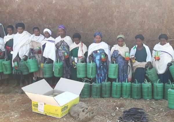 에티오피아 자비테흐난 자립마을 소득자립
