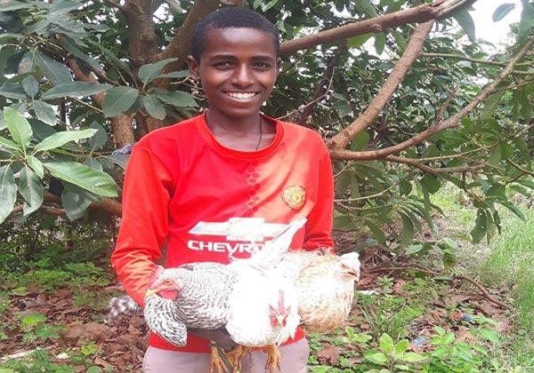 에티오피아 자비테흐난 자립마을 후원아동 이야기