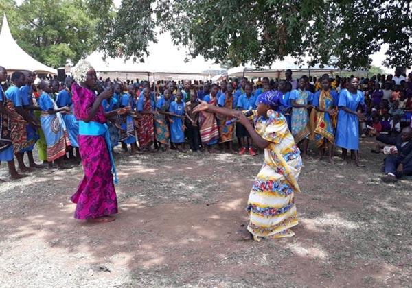 우간다 카총가 자립마을 아동보호자립