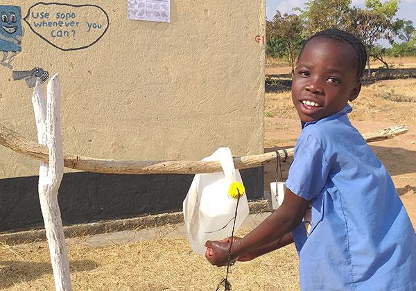 잠비아 카인두 자립마을 보건 및 영양자립