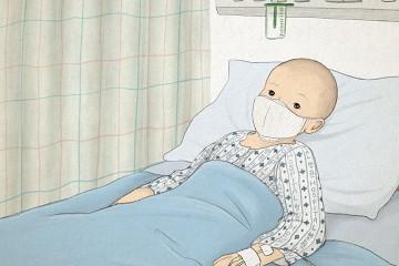 백혈병으로 멈춰버린 은주의 시간, 희망을 잃지 않는 은주