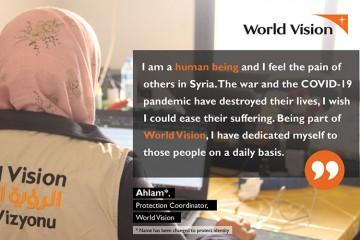 긴급구호- 코로나19 시리아